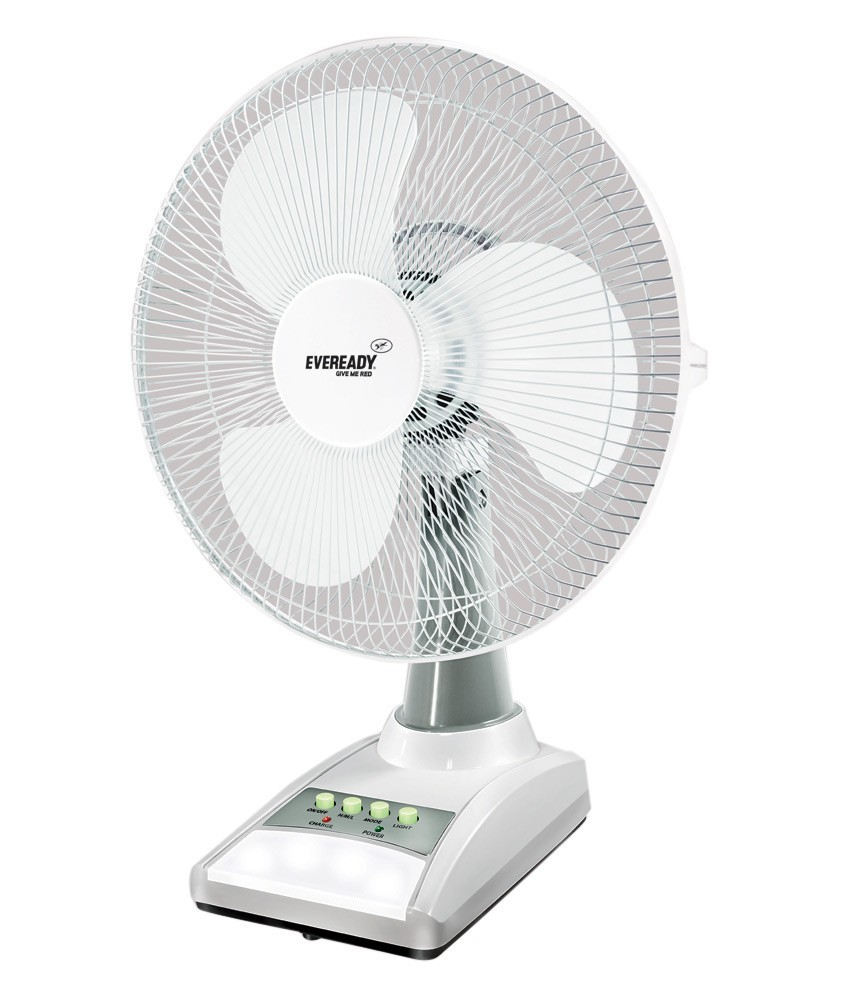 Rechargeable Table Fan-RF4