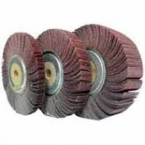 "Alo. Resin Cloth Mops [Microwheel]:0080 5/8"" x 3/4"" x 1/8"" (E3RE12100016019)"