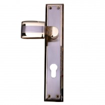 SHINE STAR ZINC HANDLE WITH LOCK-230